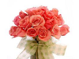 cách cắm hoa hồng đẹp